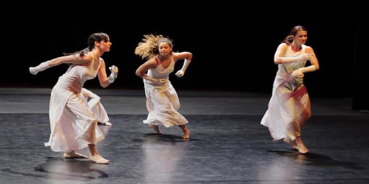 La danse qui soigne