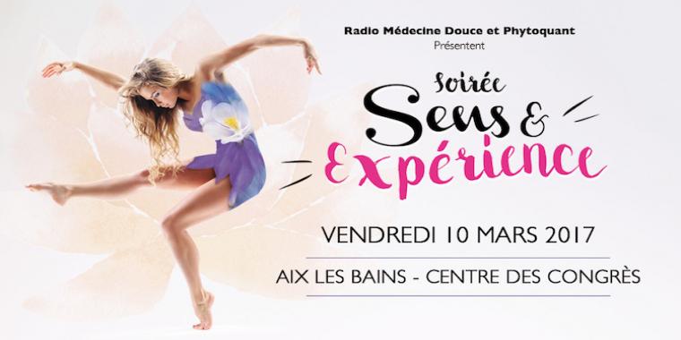 Sens & Expérience débarque à Aix-les-Bains!