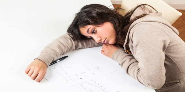 La sophrologie contre le stress des examens