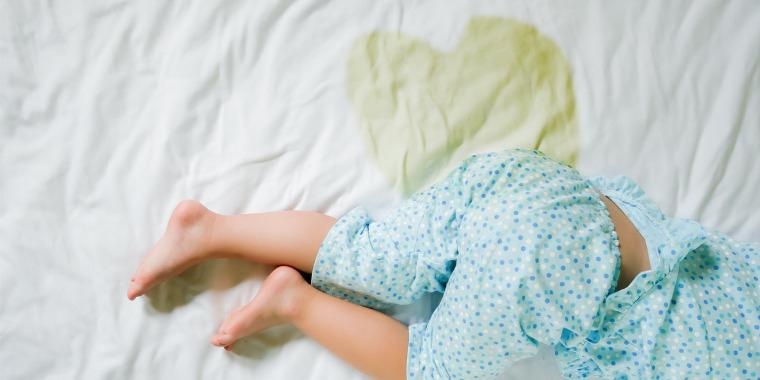 Des séances de kinésiologie pour en finir avec le pipi au lit