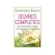 Edward Bach, le livre essentiel