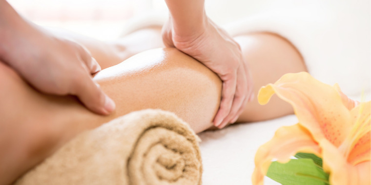 Massage suédois, au bonheur des jambes