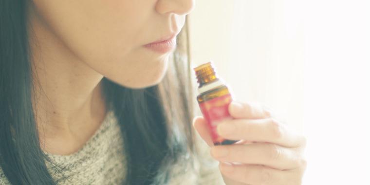 Olfactothérapie : mon parfum doudou