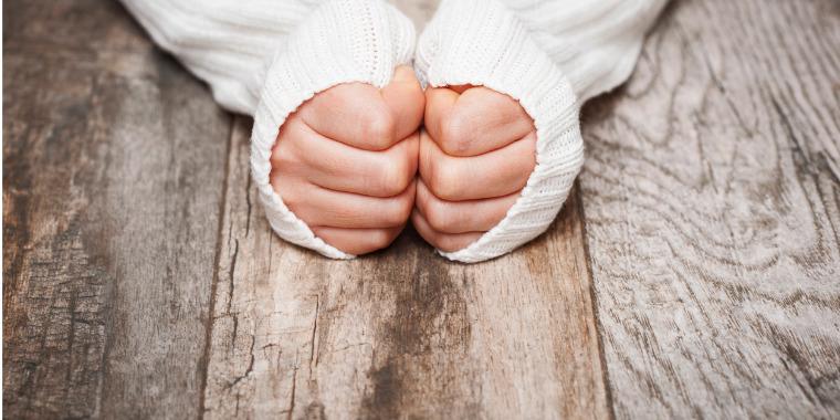 Syndrome de Raynaud, quand les doigts changent de couleur