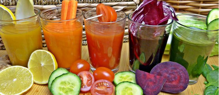8 légumes pour optimiser vos jus frais