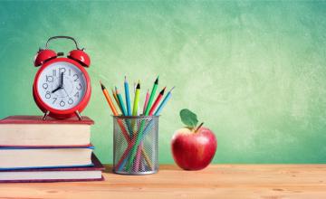 Rentrée des classes : comment l'aider à reprendre le rythme de l'école ?
