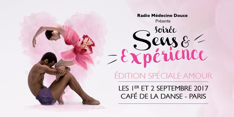 En septembre, libérez-vous avec Sens & Expérience