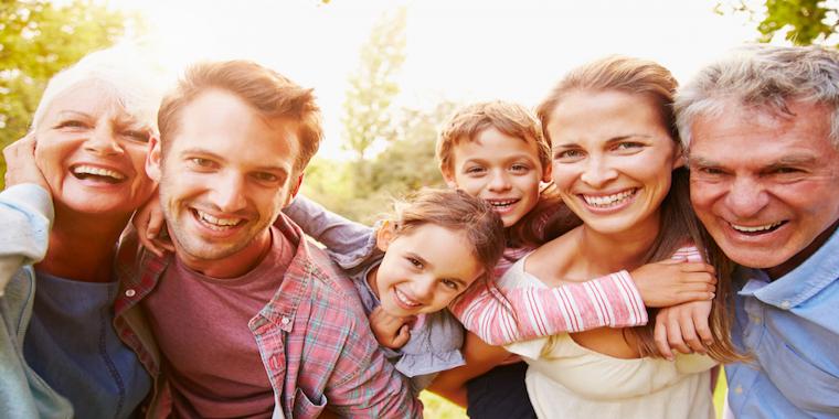 Une thérapie en famille !