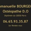 Emmanuelle Bourgeois