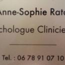 Anne-sophie Ratat