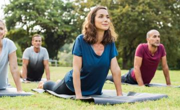 Mystérieux yoga